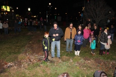 Santa Parade and Park Illumination, Depot Square Park, Tamaqua, 12-4-2015 (46)