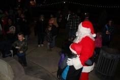 Santa Parade and Park Illumination, Depot Square Park, Tamaqua, 12-4-2015 (47)