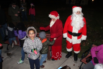 Santa Parade and Park Illumination, Depot Square Park, Tamaqua, 12-4-2015 (49)