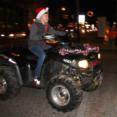 Santa Parade and Park Illumination, Depot Square Park, Tamaqua, 12-4-2015 (5)