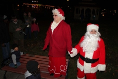 Santa Parade and Park Illumination, Depot Square Park, Tamaqua, 12-4-2015 (50)