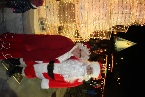 Santa Parade and Park Illumination, Depot Square Park, Tamaqua, 12-4-2015 (52)