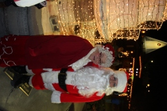 Santa Parade and Park Illumination, Depot Square Park, Tamaqua, 12-4-2015 (53)