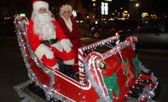 Santa Parade and Park Illumination, Depot Square Park, Tamaqua, 12-4-2015 (56)