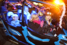 Santa Parade and Park Illumination, Depot Square Park, Tamaqua, 12-4-2015 (59)