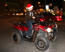Santa Parade and Park Illumination, Depot Square Park, Tamaqua, 12-4-2015 (6)