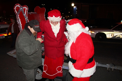 Santa Parade and Park Illumination, Depot Square Park, Tamaqua, 12-4-2015 (73)