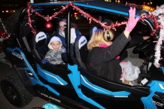 Santa Parade and Park Illumination, Depot Square Park, Tamaqua, 12-4-2015 (9)
