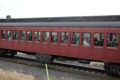 Santa Train Rides, via Tamaqua Historical Society, Train Station, Tamaqua, 12-19-2015 (127)