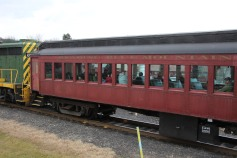Santa Train Rides, via Tamaqua Historical Society, Train Station, Tamaqua, 12-19-2015 (137)