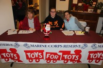 SCMCL Toys For Tots, Salvation Army, Distribution, Lehighton (12)