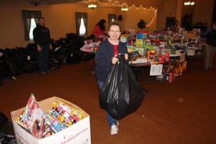 SCMCL Toys For Tots, Salvation Army, Distribution, Lehighton (27)