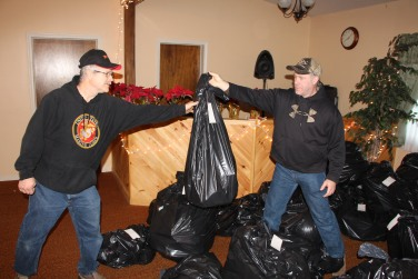 SCMCL Toys For Tots, Salvation Army, Distribution, Lehighton (32)
