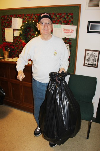 SCMCL Toys For Tots, Salvation Army, Distribution, Lehighton (34)