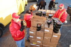 SCMCL Toys For Tots, Salvation Army, Distribution, Lehighton (36)