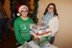 SCMCL Toys For Tots, Salvation Army, Distribution, Lehighton (42)