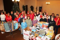 SCMCL Toys For Tots, Salvation Army, Distribution, Lehighton (7)