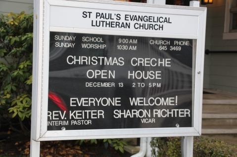 St. Paul's Lutheran Church, Summit Hill (1)