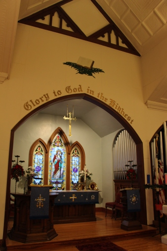 St. Paul's Lutheran Church, Summit Hill (11)