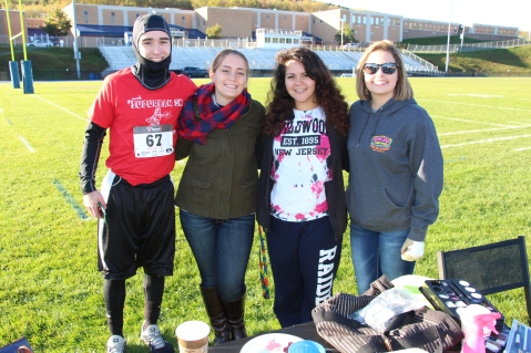 SubUrban 5k Run, Memory of Thelma Urban, TASD Sports Stadium, Tamaqua, 10-17-2015 (12)