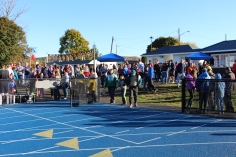 SubUrban 5k Run, Memory of Thelma Urban, TASD Sports Stadium, Tamaqua, 10-17-2015 (14)