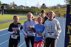 SubUrban 5k Run, Memory of Thelma Urban, TASD Sports Stadium, Tamaqua, 10-17-2015 (201)