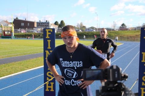 SubUrban 5k Run, Memory of Thelma Urban, TASD Sports Stadium, Tamaqua, 10-17-2015 (210)