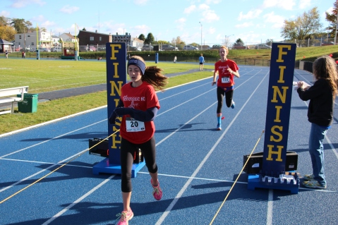 SubUrban 5k Run, Memory of Thelma Urban, TASD Sports Stadium, Tamaqua, 10-17-2015 (218)