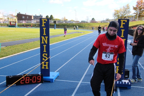 SubUrban 5k Run, Memory of Thelma Urban, TASD Sports Stadium, Tamaqua, 10-17-2015 (265)