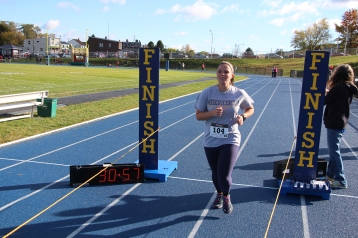 SubUrban 5k Run, Memory of Thelma Urban, TASD Sports Stadium, Tamaqua, 10-17-2015 (317)