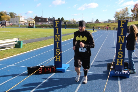SubUrban 5k Run, Memory of Thelma Urban, TASD Sports Stadium, Tamaqua, 10-17-2015 (341)