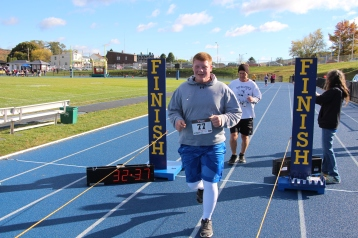 SubUrban 5k Run, Memory of Thelma Urban, TASD Sports Stadium, Tamaqua, 10-17-2015 (350)