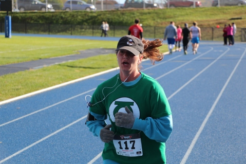 SubUrban 5k Run, Memory of Thelma Urban, TASD Sports Stadium, Tamaqua, 10-17-2015 (382)