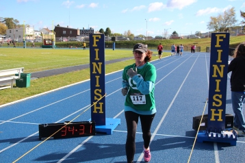 SubUrban 5k Run, Memory of Thelma Urban, TASD Sports Stadium, Tamaqua, 10-17-2015 (383)