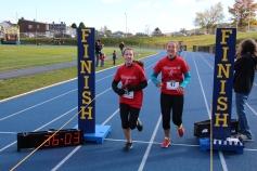 SubUrban 5k Run, Memory of Thelma Urban, TASD Sports Stadium, Tamaqua, 10-17-2015 (397)