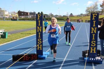 SubUrban 5k Run, Memory of Thelma Urban, TASD Sports Stadium, Tamaqua, 10-17-2015 (414)