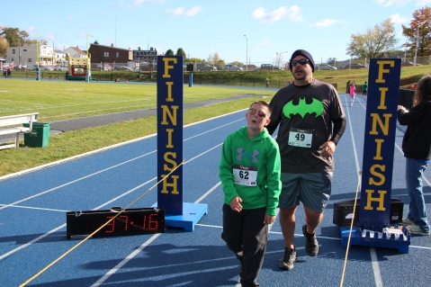 SubUrban 5k Run, Memory of Thelma Urban, TASD Sports Stadium, Tamaqua, 10-17-2015 (424)