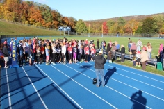 SubUrban 5k Run, Memory of Thelma Urban, TASD Sports Stadium, Tamaqua, 10-17-2015 (46)