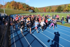 SubUrban 5k Run, Memory of Thelma Urban, TASD Sports Stadium, Tamaqua, 10-17-2015 (61)