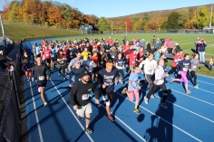 SubUrban 5k Run, Memory of Thelma Urban, TASD Sports Stadium, Tamaqua, 10-17-2015 (63)