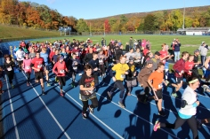 SubUrban 5k Run, Memory of Thelma Urban, TASD Sports Stadium, Tamaqua, 10-17-2015 (68)