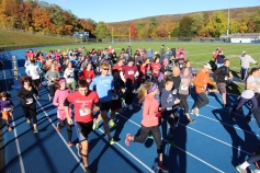 SubUrban 5k Run, Memory of Thelma Urban, TASD Sports Stadium, Tamaqua, 10-17-2015 (72)