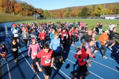 SubUrban 5k Run, Memory of Thelma Urban, TASD Sports Stadium, Tamaqua, 10-17-2015 (73)