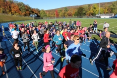 SubUrban 5k Run, Memory of Thelma Urban, TASD Sports Stadium, Tamaqua, 10-17-2015 (74)