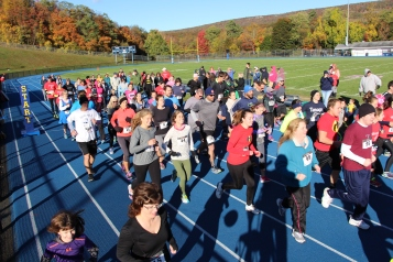 SubUrban 5k Run, Memory of Thelma Urban, TASD Sports Stadium, Tamaqua, 10-17-2015 (77)