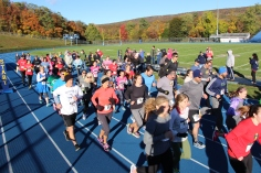 SubUrban 5k Run, Memory of Thelma Urban, TASD Sports Stadium, Tamaqua, 10-17-2015 (79)