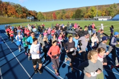 SubUrban 5k Run, Memory of Thelma Urban, TASD Sports Stadium, Tamaqua, 10-17-2015 (80)