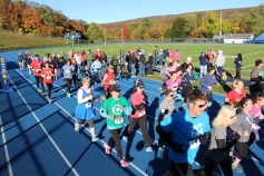 SubUrban 5k Run, Memory of Thelma Urban, TASD Sports Stadium, Tamaqua, 10-17-2015 (83)