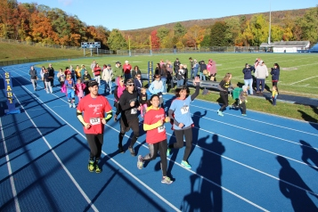 SubUrban 5k Run, Memory of Thelma Urban, TASD Sports Stadium, Tamaqua, 10-17-2015 (88)