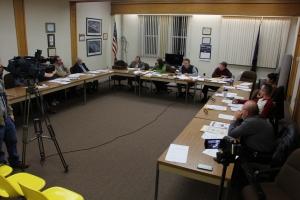 Tamaqua Borough Council Meeting, Borough Hall, Tamaqua, 12-1-2015 (11)